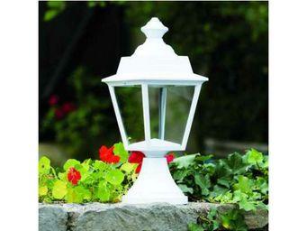 Roger Pradier - lampe de jardin chenonceau n°8 - Borne D'extérieur