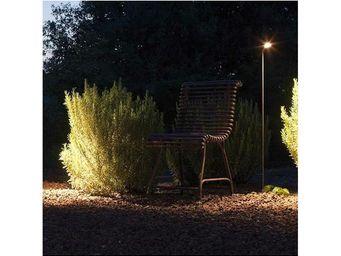 VIBIA - lampe extérieure brisa 1 bras - Lampe De Jardin À Led