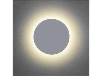 ASTRO LIGHTING - applique eclipse round 250 led en céramique - Applique