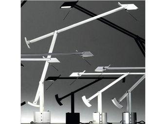 ARTEMIDE - lampe de table tizio 50 blanc - Lampe À Poser