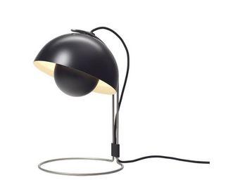 &Tradition - lampe de table flowerpot vp4 - Lampe À Poser