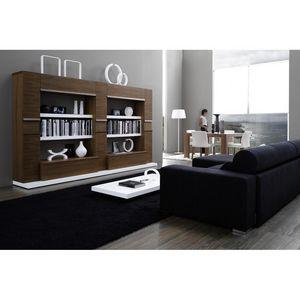 EGELASTA - bibliothèque - Meuble Tv Hi Fi
