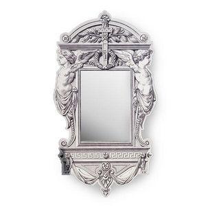 Corvasce Design - specchio da parete luigi xvii - Miroir