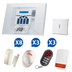 VISONIC - alarme maison nf&a2p visonic powermax pro - 02 - Alarme