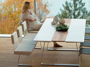 EGO Paris -  - Table De Repas Rectangulaire