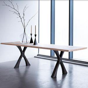 Tom Faulkner -  - Table De Repas Rectangulaire