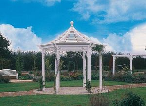 Stuart Garden Architecture -  - Kiosque