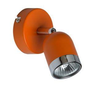 MW LIGHT - applique murale spot orange - Applique