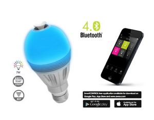 AWOX France - aromalight - Ampoule Connectée