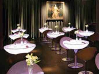 Moree - lounge 75 indoor - Table Basse Lumineuse
