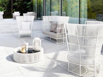 Varaschin - tibidabo high chair - Fauteuil De Jardin