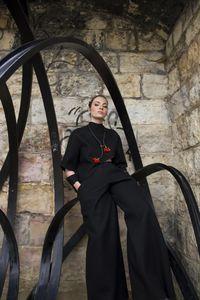 SANDRINE CHARLES - MESSANCE - asurini - Collier