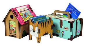 WERKHAUS - livre-box - Livre Enfant
