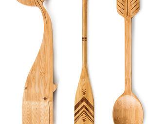 Donkey - kitchenhelper / cuilleres bambou - Cuillère De Cuisine