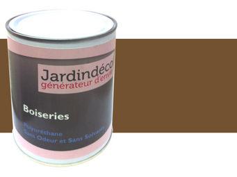 Peinturokilo - peinture brun olive pour meuble en bois brut 1 lit - Peinture Meuble