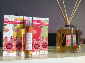 Le Bel Aujourd'hui - flower - Parfum D'int�rieur