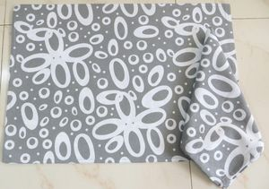 ITI  - Indian Textile Innovation - ovals - Set De Table
