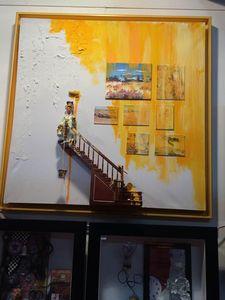 La Ruee Vers L'art -  - Tableau Décoratif