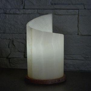 Lune d'Onyx - lampe moloncatzin - Lampe À Poser