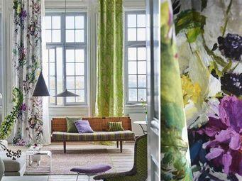 Designers Guild - jardin des plantes - Tissu D'ameublement