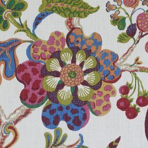Duralee - portsmouth print - Tissu D'ameublement