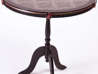 RELOADED DESIGN - mini table golden dragons large - Table Bistrot