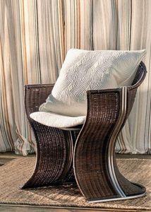Zinc textile - --sundown - Coussin Carré