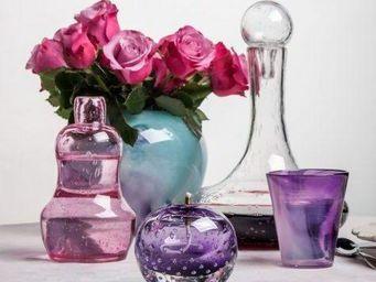 LE SOUFFLE DE VERRE -  - Vase À Fleurs