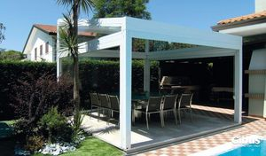 Gibus - med quadra pavilion - Abri De Terrasse
