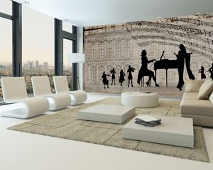 IN CREATION - mozart 1 - Papier Peint Panoramique