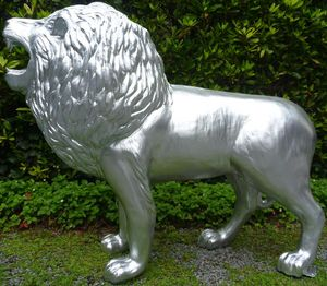Tex-Artes - lion - Sculpture Animalière