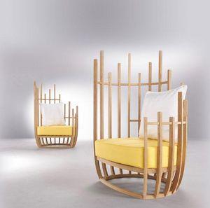 MOBIKA GARDEN - bottle chair  - Fauteuil De Jardin