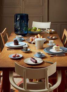 Raynaud - mineral irisé - Service De Table