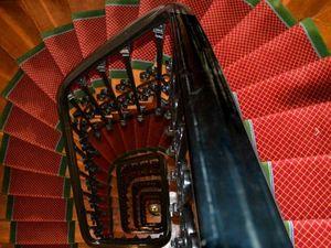 ATELIERS PINTON -  - Tapis D'escalier