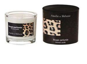 Amelie et Melanie - la maison-- - Bougie Parfumée