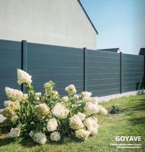Cadiou Industrie - goyave - Clôture Pleine