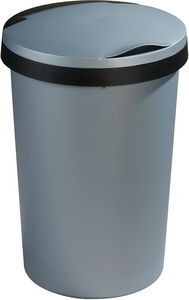 Sunware Garden - poubelle 45 l avec couvercle plat twinga - Poubelle De Cuisine