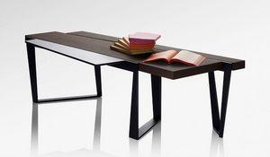 LOSSERAND SIGNATURE - caulis - Table Basse Rectangulaire