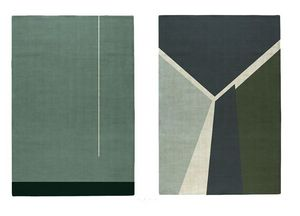 Codimat Co-Design - --fragments of moods - Tapis Contemporain