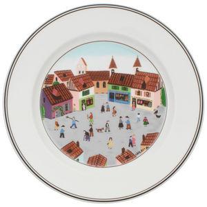 VILLEROY & BOCH - assiette plate 1385375 - Assiette À Dessert