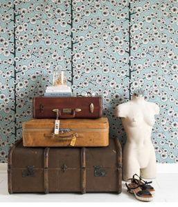MissPrint - cotton tree wallpaper - Papier Peint
