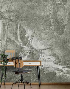 WALLPEPPER - rain forest - Papier Peint