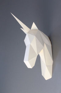 Artwall and CO - licorne-- - Trophée Enfant