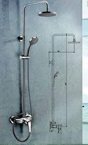 ITAL BAINS DESIGN - 7938b - Colonne De Douche