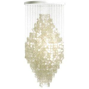 ALAN MIZRAHI LIGHTING - sl1317 verner chandelier - Lustre
