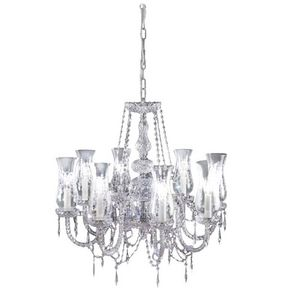 ALAN MIZRAHI LIGHTING - am0427 monroe - Chandelier