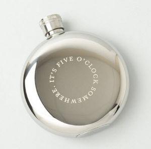 ATLANTIC FOLK - hip flask - Flasque À Whisky