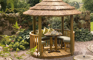 Breeze House - oasis - Banc Couvert