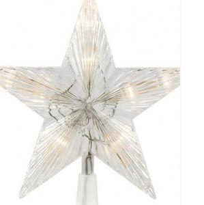 Blachere Illumination - cimier etoile - Etoile De Noël