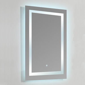 Rue du Bain -  - Miroir Lumineux